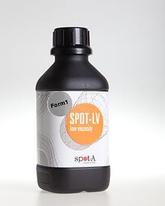 Spot-LV Form1 Resin